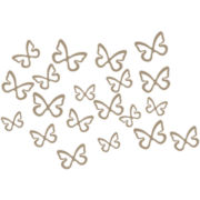 Umbra® Set of 24 Flitterbye Butterfly Wall Decor