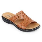 Clarks® Leisa Sugar Slide Sandals