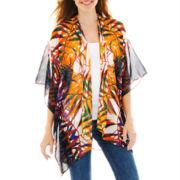 V. Fraas Lush Palms Kimono