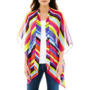 V. Fraas Painter Striped Kimono
