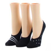 Mixit™ 6-pk. Liner Socks