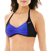 Nike® Color Pulse Racerback Sports Bra Swim Top