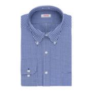 IZOD® Patterned Dress Shirt–Big & Tall