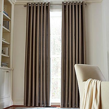 Royal Velvet 174 Plaza Grommet Top Curtain Panel Jcpenney