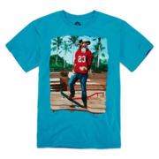 Monkey Graphic Tee – Boys 8-20