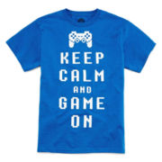 Game on Graphic Tee – Boys 8-20