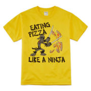 Pizza Ninja Graphic Tee – Boys 8-20
