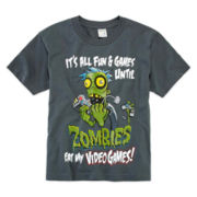 Zombie Graphic Tee – Boys 8-20