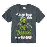 Zombie Graphic Tee - Boys 8-20