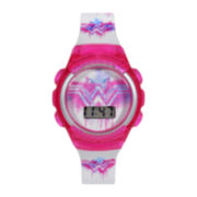 DC Comics® Wonder Woman Strap Watch