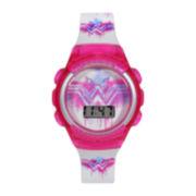 DC Comics® Wonder Woman Strap Watch