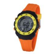 ADM Phoenix Orange Digital Strap Watch