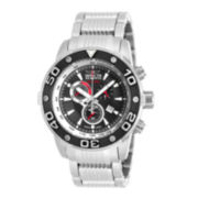 Invicta® Reserve Mens Stainless Steel Bracelet Watch