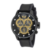 Invicta® S1 Rally Mens Stainless Steel Bracelet Watch