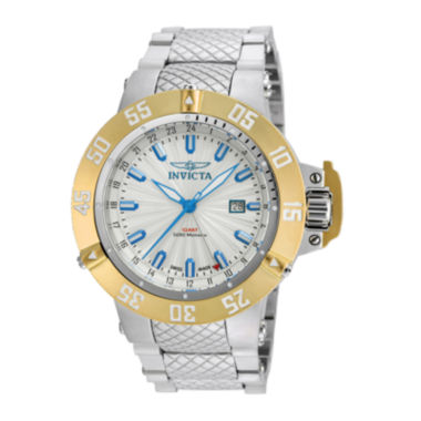 jcpenney.com | Invicta® Subaqua Mens Two-Tone Stainless Steel Bracelet Watch