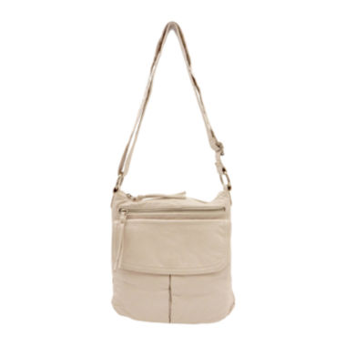jcpenney.com | Bueno Lizard Washed Crossbody Bag