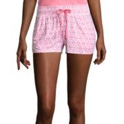 Cool Girl Boxer Pajama Shorts