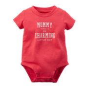 Carter's® Short-Sleeve Mommy Bodysuit - Baby Boys newborn-24m