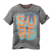 Carter's® Short-Sleeve Surf Tee - Preschool Boys 4-7