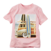 Carter's® Short Sleeve Tee - Preschool Boys 4-7