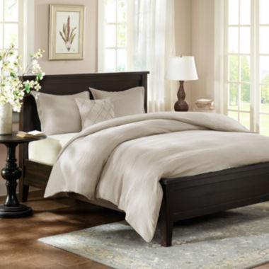 jcpenney.com | Harbor House Linen Reversible 3-pc. Duvet Cover Set & Accessories