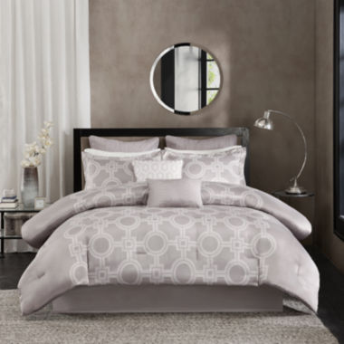 jcpenney.com | Madison Park Layton 8-pc. Comforter Set