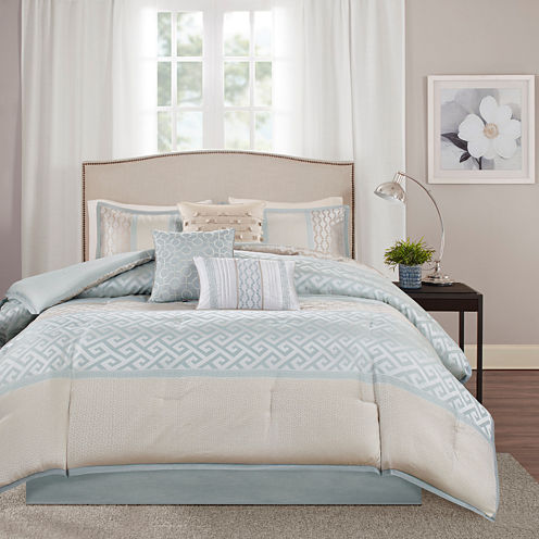 Madison Park Chandler 7-pc. Comforter Set