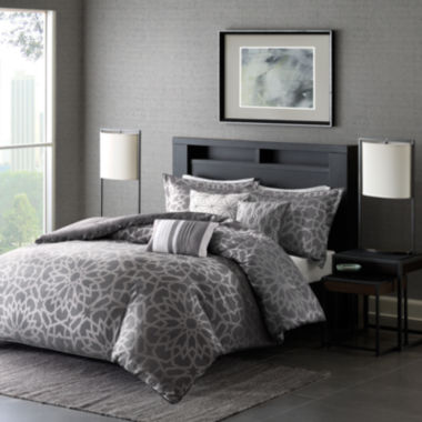 jcpenney.com | Madison Park Elena 6-pc. Duvet Set