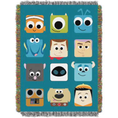 jcpenney.com | Disney Pixar Tapestry Throw