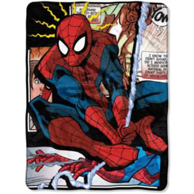 jcpenney.com | Ultimate Spiderman Throw