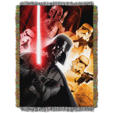 jcpenney.com | Star Wars The Empire Tapestry Throw