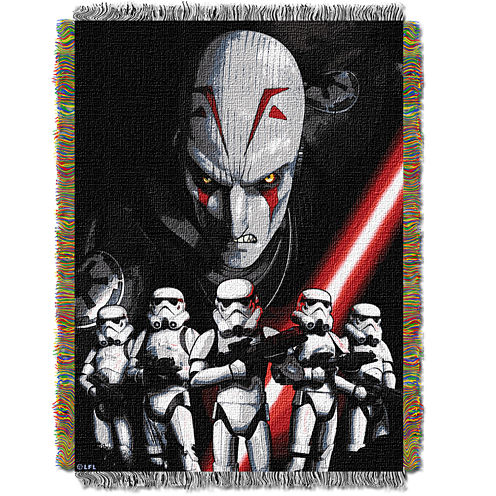 Star Wars Storm Trooper Tapestry Throw