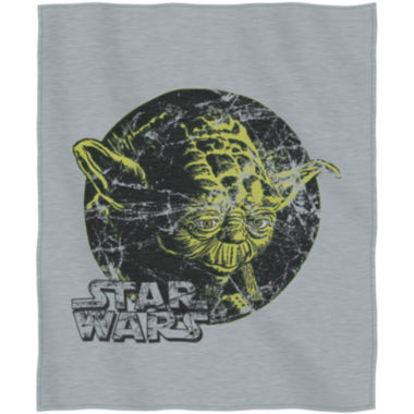 jcpenney.com | Star Wars Sweatshirt Throw