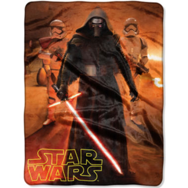 jcpenney.com | Star Wars The Force Awakens Throw