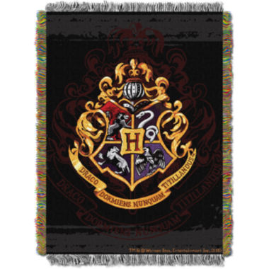 jcpenney.com | Harry Potter Gryffindor Crest Tapestry Throw