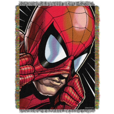 jcpenney.com | Spiderman Tapestry Throw