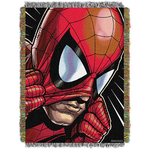Spiderman Tapestry Throw