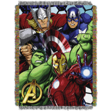 jcpenney.com | Avengers Tapestry Throw