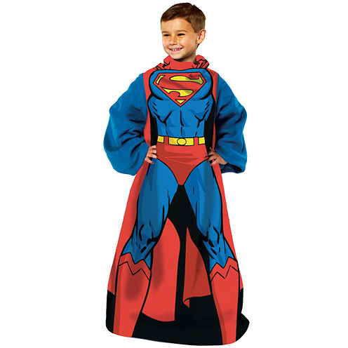 Superman Children's Comfy Throw