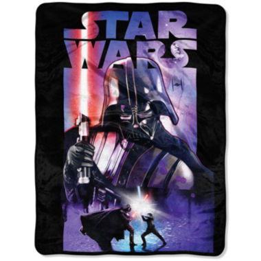 jcpenney.com | Star Wars Darth Vader Throw