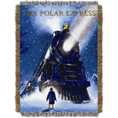 jcpenney.com | Polar Express Tapestry Throw