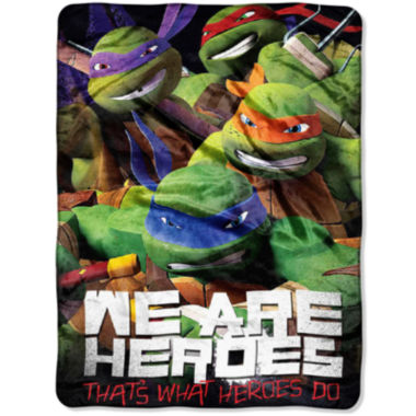 jcpenney.com | Teenage Mutant Ninja Turtles Throw