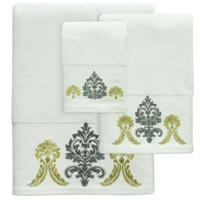 Bacova Portico Bath Towel Collection