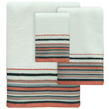 jcpenney.com | Bacova Portico Bath Towel Collection