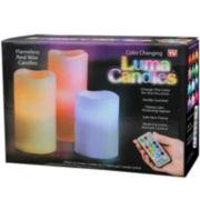 Luma Candles™ Set