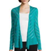 Worthington® Long-Sleeve Cardigan