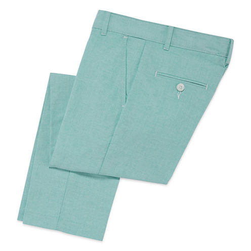 IZOD Twill Suit Pants - Big Kid