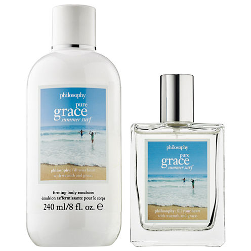 philosophy Pure Grace Summer Surf Gift Set