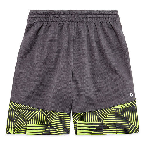 Xersion Pull-On Shorts Big Kid Boys