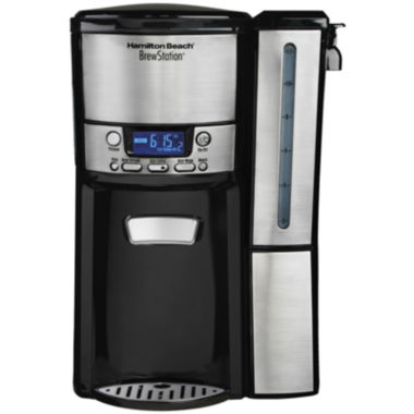 jcpenney.com | Hamilton Beach® 12-Cup BrewStation® Dispensing Coffee Maker with Removable Reservoir